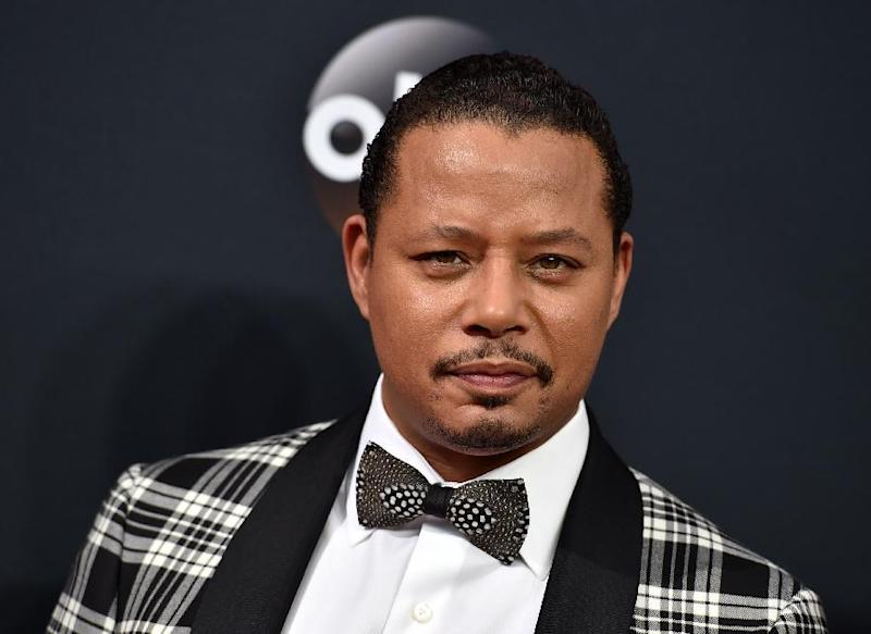 Terrence Howard arrives at the 68th Primetime Emmy Awards on Sunday, Sept. 18, 2016, at the Microsoft Theater in Los Angeles. (Photo by Jordan Strauss/Invision/AP)