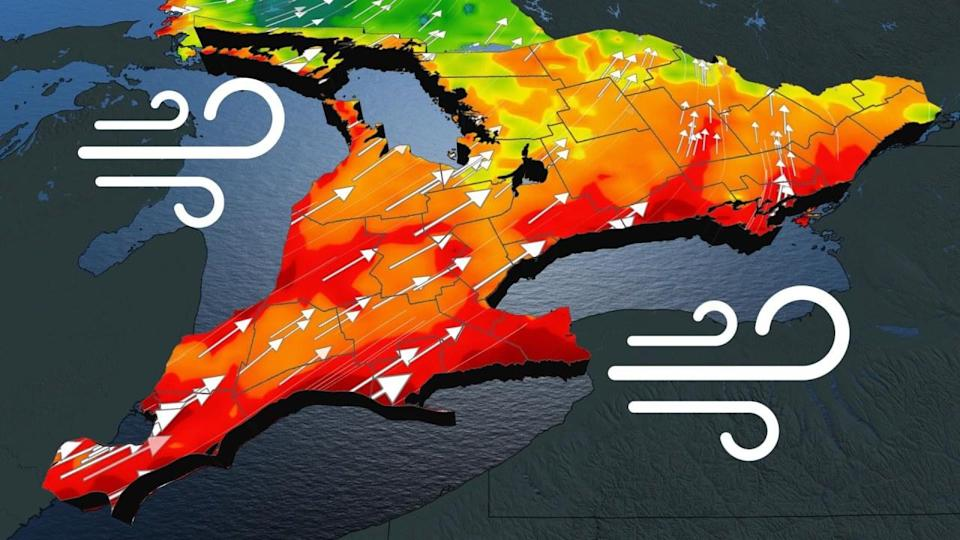 Potent storm in Ontario could bring damaging wind, flooding impacts