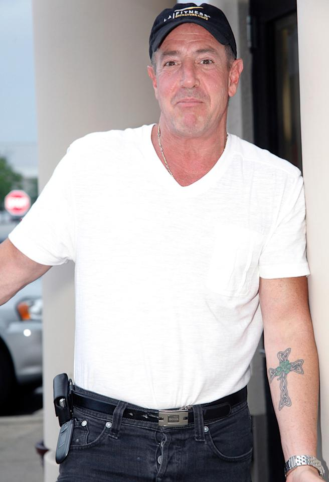 June 22, 2012: Michael Lohan pictured at the Celebrity Pillow Fight press conference and weigh in at Fox And Hound in King of Prussia, PA.