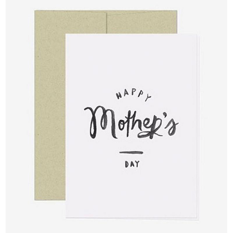 "<p>Sometimes it's best to stick with something simple that will still let her know how much you love her. For the minimalist mom, this is the way to go.</p><p><em><strong>Get the printable at <a href=""http://octoberink.com/free-mothers-day-printables/"" rel=""nofollow noopener"" target=""_blank"" data-ylk=""slk:October Ink."" class=""link rapid-noclick-resp"">October Ink.</a></strong></em></p>"