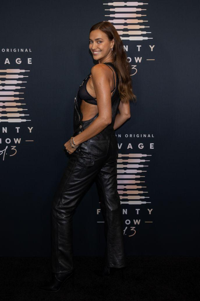 Irina Shayk attends Rihanna's Savage X Fenty Show Vol. 3 presented by Amazon Prime Video at The Westin Bonaventure Hotel & Suites in Los Angeles, California; and broadcast on September 24, 2021. - Credit: Courtesy of Amazon