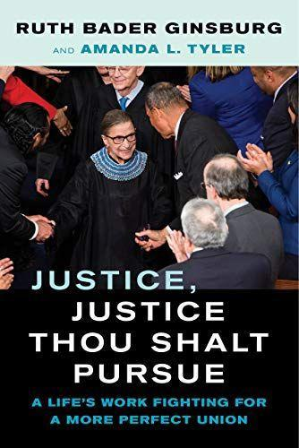 "<p><strong>Ruth Bader Ginsburg and Amanda L. Tyler</strong></p><p>amazon.com</p><p><strong>$19.95</strong></p><p><a href=""https://www.amazon.com/dp/0520381920?tag=syn-yahoo-20&ascsubtag=%5Bartid%7C10070.g.34992652%5Bsrc%7Cyahoo-us"" rel=""nofollow noopener"" target=""_blank"" data-ylk=""slk:Buy Now"" class=""link rapid-noclick-resp"">Buy Now</a></p><p>This biography, created in collaboration between the late RBG and Berkeley Law professor and former clerk Amanda L. Tyler, brings together stories from the late justice's career, family life, and never-before-seen materials. It paints an incisive picture of who RBG was and all she achieved, much of it in her own eloquent words.</p><p>__________________________________________________________</p><p><em><a href=""https://subscribe.hearstmags.com/subscribe/womansday/253396?source=wdy_edit_article"" rel=""nofollow noopener"" target=""_blank"" data-ylk=""slk:Subscribe to Woman's Day"" class=""link rapid-noclick-resp"">Subscribe to Woman's Day</a> today and get <strong>73% off your first 12 issues</strong>. And while you're at it, <a href=""https://subscribe.hearstmags.com/circulation/shared/email/newsletters/signup/wdy-su01.html"" rel=""nofollow noopener"" target=""_blank"" data-ylk=""slk:sign up for our FREE newsletter"" class=""link rapid-noclick-resp"">sign up for our FREE newsletter</a> for even more of the Woman's Day content you want.</em></p>"