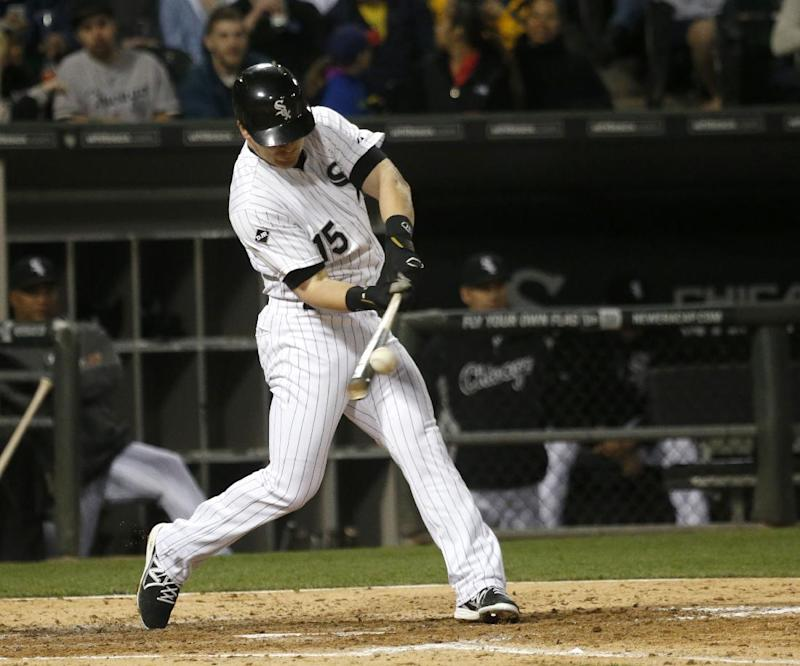 White Sox beat Cubs 8-3 for 4th straight win