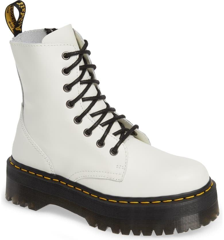 <p>Every fashionable friend knows that these <span>Dr. Martens Jadon Boots</span> ($180) are an essential piece of their wardrobe.</p>