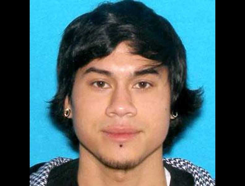 This photo provided by the Clackamas County Sheriff's Department shows Jacob Tyler Roberts, the suspect in a shooting at an Oregon Mall on Tuesday Dec. 11, 2012. Roberts, who killed two people and himself in the shooting rampage, was 22 years old and used a stolen rifle from someone he knew, authorities said Wednesday. Roberts had armed himself with an AR-15 semiautomatic rifle and had several fully loaded magazines when he arrived at a Portland mall on Tuesday, said Clackamas County Sheriff Craig Roberts. (AP Photo/Clackamas County Sheriff's Department)