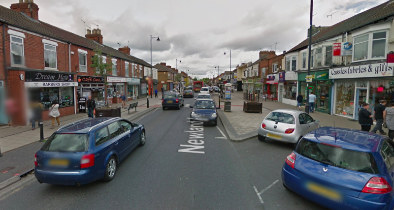 Mr Donnelly was found dead at his home in Newland Avenue, Hull (Google)
