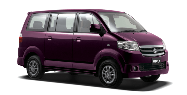 Cheapest Cars in the Philippines Under P1 Million - Suzuki APV