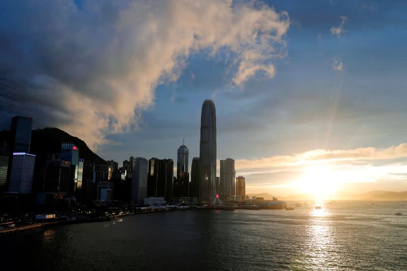 Majority of U.S. firms in Hong Kong concerned about security law - Amcham