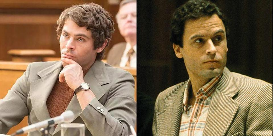 <p>We're not quite sure we'll ever be able to look at Zac Efron the same way again after his portrayal of serial killer Ted Bundy in Netflix's <em>Extremely Wicked</em>, <em>Shockingly Evil and Vile</em>. </p>