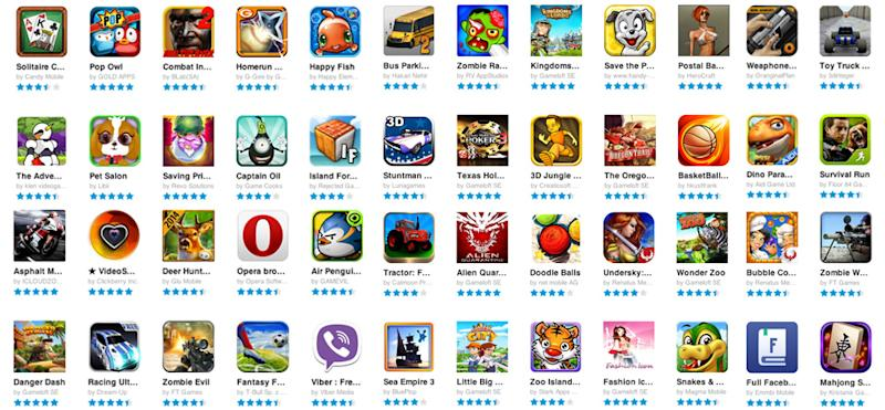 Inside the Massive App Store You've Never Heard Of