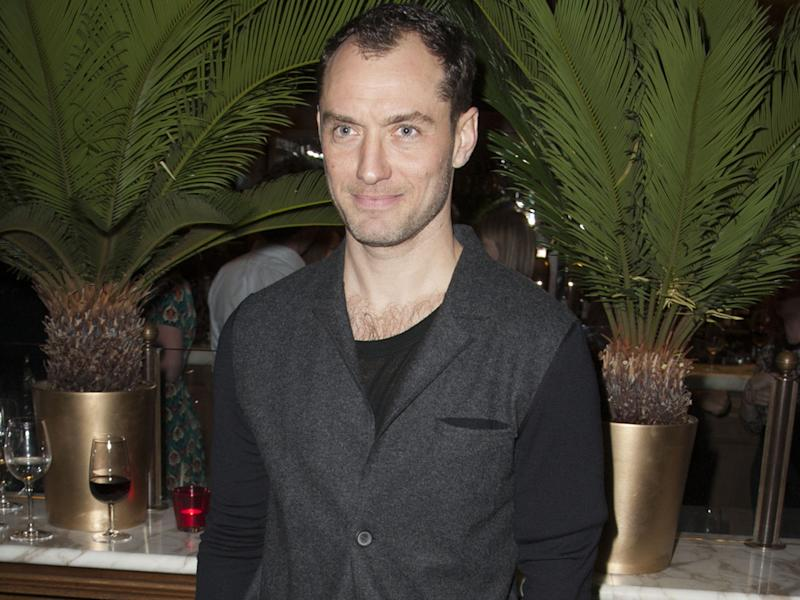 Jude Law: Money motivates me