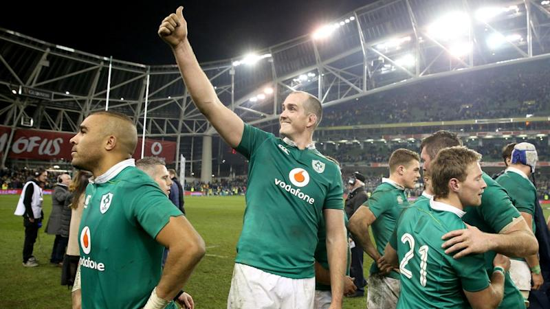 Ireland has ended Australia's grand slam dream with a 27-24 victory.