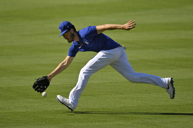 Healthy Bellinger ready for 'once-in-a-lifetime' season