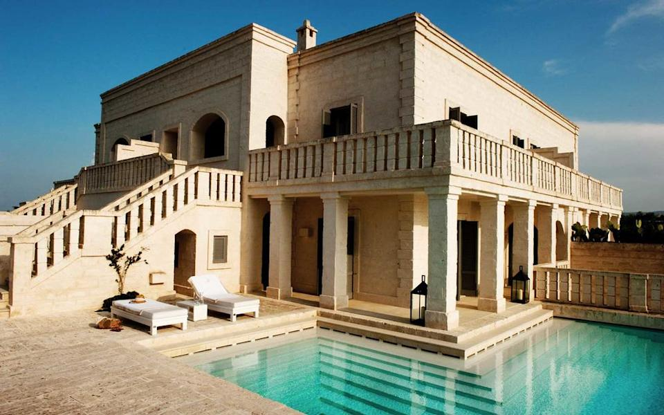 Courtesy of Borgo Egnazia