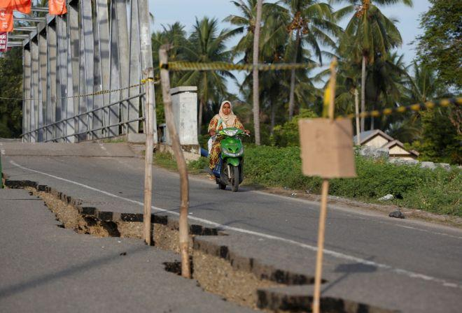 Two earthquakes hit Indonesian province of Aceh, causes injuries and damage