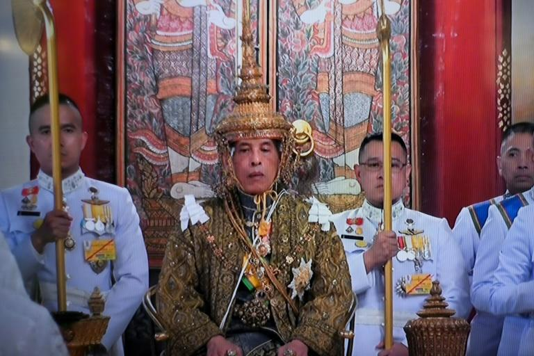 King Vajiralongkorn is the tenth monarch of the Chakri dynasty, which has reigned since 1782