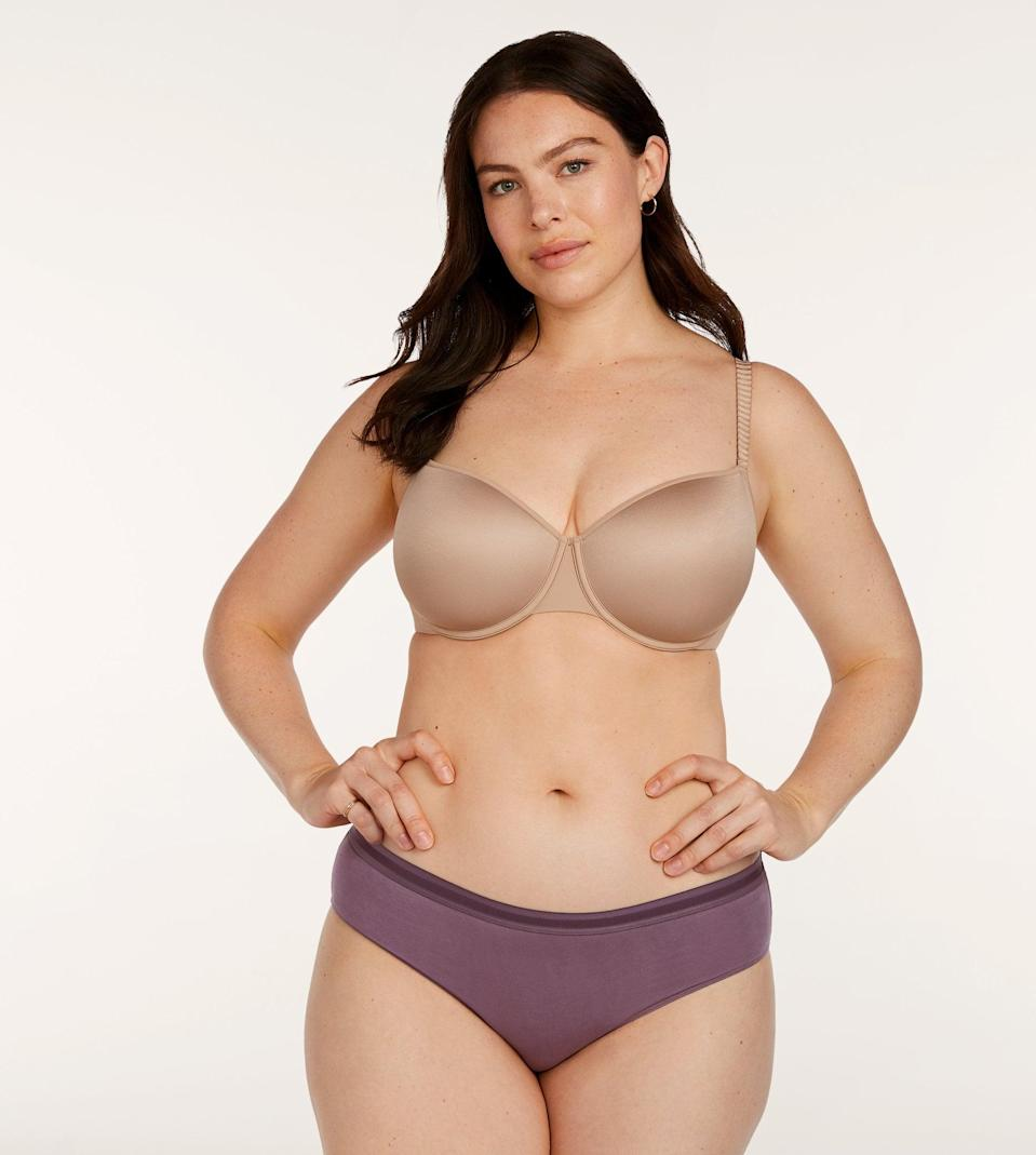 <p>This <span>ThirdLove 24/7 Classic T-Shirt Bra</span> ($65) is really a classic. It comes in so many different colors and cup sizes, it couldn't be easier to find your perfect fit.</p>