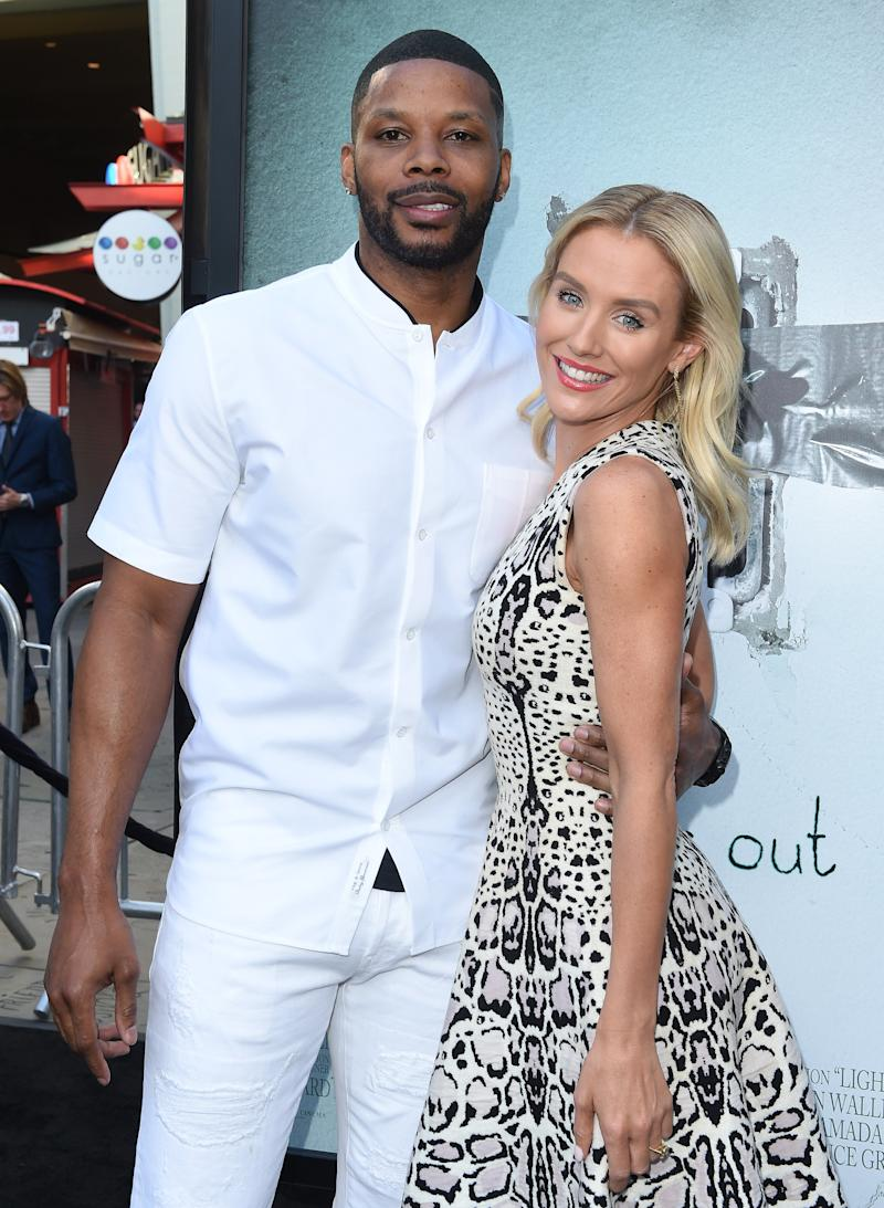 Nicky Whelan and Kerry Rhodes Are Married!