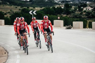 ROKA Sports, Inc., the Austin, Texas-based performance design company, has announced a new partnership with top UCI WorldTour cycling team, Team Sunweb. The partnership will outfit the German-based men's, women's and development squads with the lightest, most innovative performance eyewear on the planet at the biggest cycling races in the world.