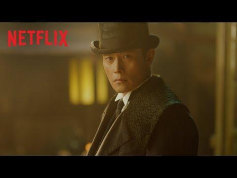 "<p>In this period drama, Eugene Choi escapes to the U.S. after being born into slavery during the Joseon Period (the final dynasty before Korea's annex from Japan) and goes on to become a Marine. Choi returns to Joseon on a mission and meets Go Ae-shin, an aristocratic woman secretly fighting for Korea's independence. Choi and Ae-shin fall in love and must overcome their differences in status, Ae-shin's arranged marriage to nobleman Kim Hee-Sung, and the Empire of Japan's plot to colonize Korea.</p><p><a class=""link rapid-noclick-resp"" href=""https://www.netflix.com/watch/80991107"" rel=""nofollow noopener"" target=""_blank"" data-ylk=""slk:WATCH NOW"">WATCH NOW</a></p><p><a href=""https://www.youtube.com/watch?v=rPJSo4fhtRU"" rel=""nofollow noopener"" target=""_blank"" data-ylk=""slk:See the original post on Youtube"" class=""link rapid-noclick-resp"">See the original post on Youtube</a></p>"