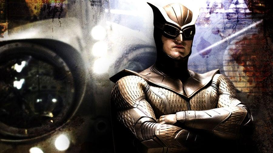 <p>Hollis T. Mason was the first Nite Owl, working as part of the Minutemen in the 1940s. When he retired in 1962, Daniel Dreiberg sought him out and asked if he could don the persona to fight crime - Dreiberg then became Nite Owl II. He later met Rorschach and the two of them became a crime-fighting duo and good friends.</p> <p>During the events of <strong>Watchmen</strong>, he became romantically involved with Silk Spectre II (Malin Akerman) after she broke it off with Doctor Manhattan (Billy Crudup). By the end of the movie, they ran off together under new identities because they were presumed dead in Ozymandias's (Matthew Goode) attack on New York City.</p>
