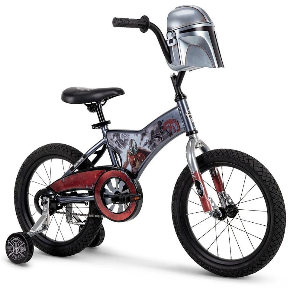 <p>This <span>Huffy Star Wars: The Mandalorian Bike</span> ($130) will be their favorite thing they get this year. It's so cool!</p>