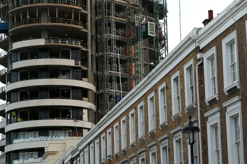 UK house price rise speeds up in September - Nationwide
