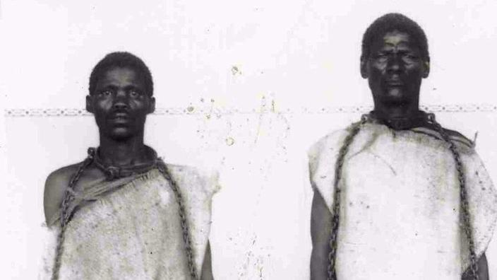 """The Nama and Herero people are suing Germany over its """"forgotten genocide""""."""