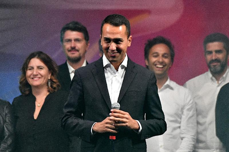 Luigi Di Maio is the new head of the 5-Star Movement, Polls suggest the anti-establishment party could well emerge as the country's largest in 2018 elections