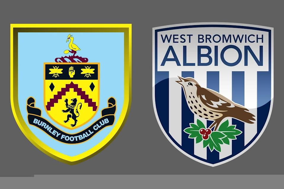 Burnley-West Bromwich Albion