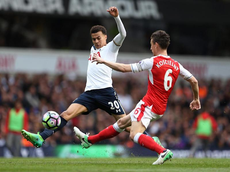 Arsenal had no bite and little desire (Tottenham Hotspur FC via Getty)