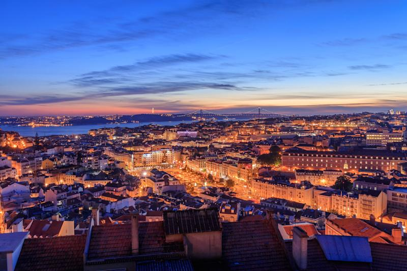Lisbon is one of the best city/beach-combo destinations in Europe - moedas1 - Fotolia