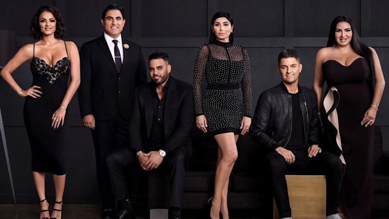 'Shahs of Sunset' Trailer Teases Explosive Fight Between Reza Farahan and Mercedes 'MJ' Javid