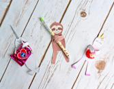 "<p>Show you care with these adorable unicorn, sloth, and narwhal Valentines. These little guys are perfect for holding a small gift, like a pencil or a fun-size candy bar. </p><p><strong>See more at <a href=""https://momenvy.co/free-animal-valentines/"" rel=""nofollow noopener"" target=""_blank"" data-ylk=""slk:Mom Envy"" class=""link rapid-noclick-resp"">Mom Envy</a>. </strong></p><p><a class=""link rapid-noclick-resp"" href=""https://go.redirectingat.com?id=74968X1596630&url=https%3A%2F%2Fwww.walmart.com%2Fip%2FTwix-Minis-Cookie-Bar-Candies-Valentines-Day-Candy-10-43-Ounces%2F125247434&sref=https%3A%2F%2Fwww.thepioneerwoman.com%2Fhome-lifestyle%2Fcrafts-diy%2Fg35084525%2Fdiy-valentines-day-cards%2F"" rel=""nofollow noopener"" target=""_blank"" data-ylk=""slk:SHOP VALENTINE'S DAY CANDY BARS"">SHOP VALENTINE'S DAY CANDY BARS</a></p>"