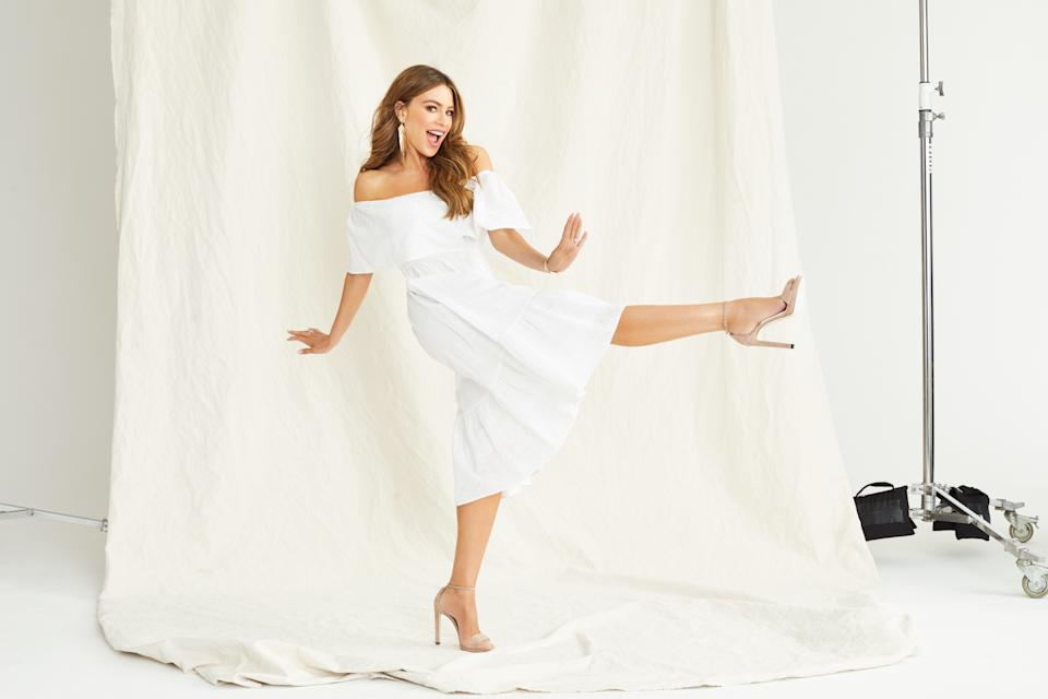 Sofia Vergara launches new summer styles from her Sofía Jeans by Sofia Vergara line with Walmart, available now. (Photo: Walmart)