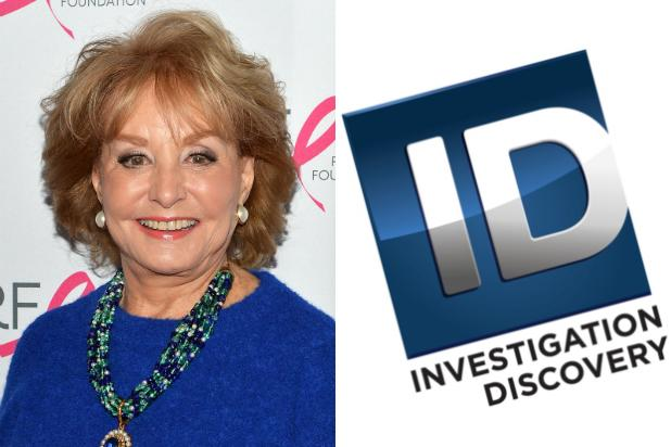 Barbara Walters Returns To Tv With Investigation Discovery S