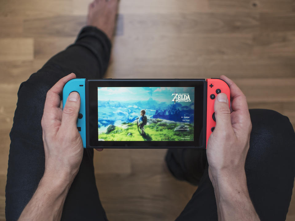 Qui dit Black Friday dit réduction. Et ce même sur la Nintendo Switch.