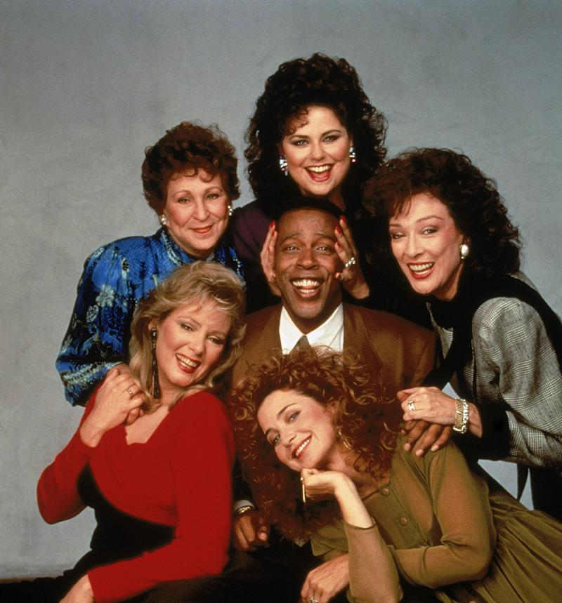 cast of designing women