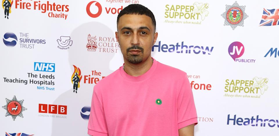 Adam Deacon has retrained as an NHS mental heath support worker. (Getty Images)