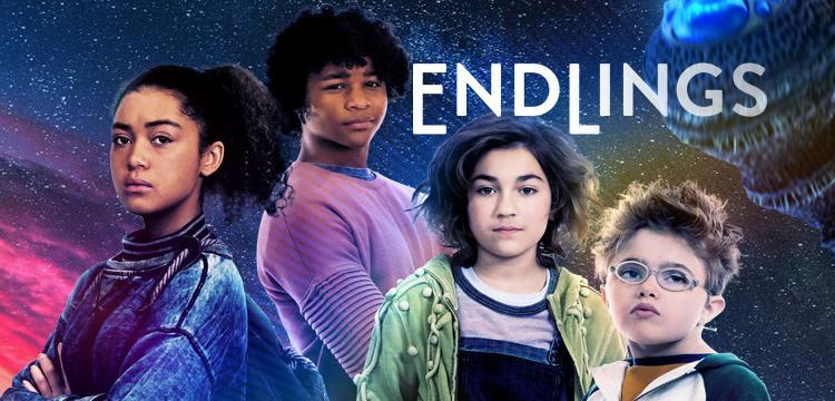 """Season two for """"Endlings,"""" a science fiction series geared towards a younger audience, comes out Jan. 15, 2021."""