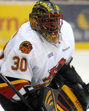Draft Tracker 5 Questions With Malcolm Subban Belleville Bulls