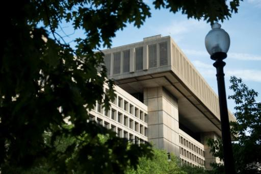 Under political attack: the headquarters of the Federal Bureau of Investigation (FBI) in Washington, DC