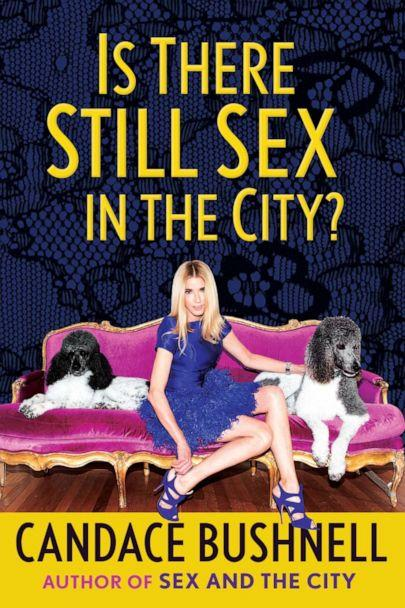 PHOTO: Candace Bushnell Is There Still Sex in The City book cover (Grove Press/Grove Atlantic)