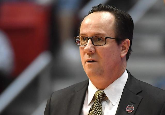 Gregg Marshall decided not to use his power to penalize a player transferring to a conference rival. (Getty)