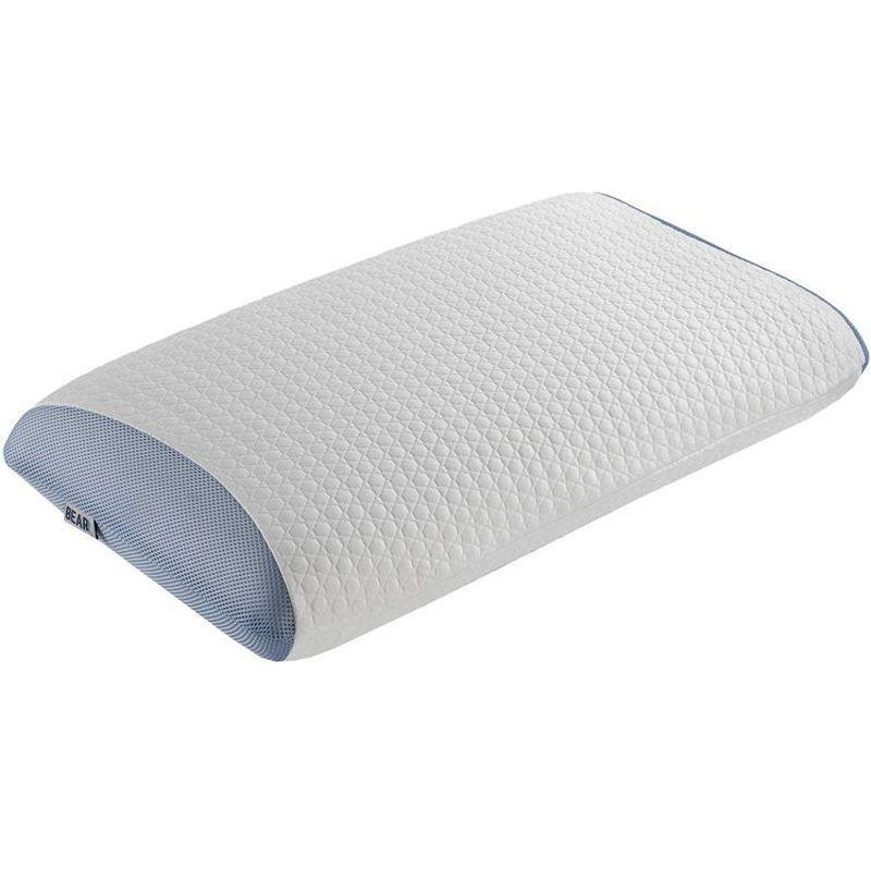 """<p><strong>Bear</strong></p><p>bearmattress.com</p><p><strong>$94.00</strong></p><p><a href=""""https://go.redirectingat.com?id=74968X1596630&url=https%3A%2F%2Fwww.bearmattress.com%2Fproducts%2Fbear-pillow&sref=https%3A%2F%2Fwww.esquire.com%2Flifestyle%2Fg22141607%2Fbest-gifts-for-boyfriend-ideas%2F"""" rel=""""nofollow noopener"""" target=""""_blank"""" data-ylk=""""slk:Buy"""" class=""""link rapid-noclick-resp"""">Buy</a></p><p>Give the gift of sweat-free sleep. Bear's pillow is comfortable and self-cooling. </p>"""