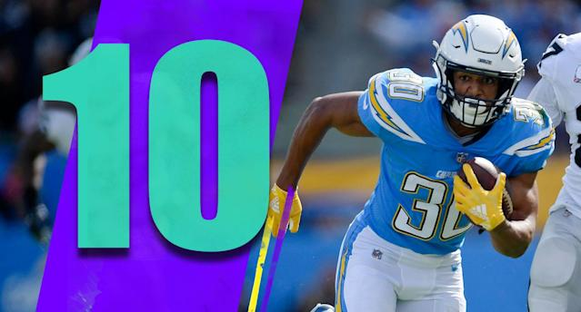 <p>The Chargers are a tough team to gauge because their losses were to the two best teams in football so far but the wins are against three of the worst teams. It sets up a surprisingly fascinating game at Cleveland. (Austin Ekeler) </p>
