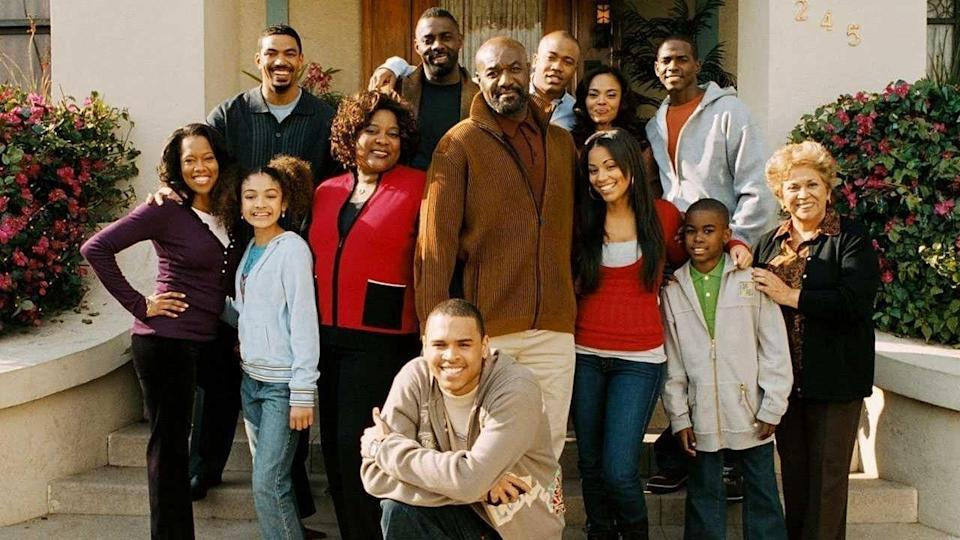"<p><strong>Release Date</strong>: November 21, 2007</p><p><strong>Starring</strong>: Delroy Lindo, <a href=""https://www.oprahmag.com/entertainment/a24733590/idris-elba-sexiest-man-alive-2018/"" rel=""nofollow noopener"" target=""_blank"" data-ylk=""slk:Idris Elba"" class=""link rapid-noclick-resp"">Idris Elba</a>, Loretta Devine, Chris Brown, Keith Robinson, Laz Alonso, Columbus Short, Sharon Leal, and Lauren London</p><p><strong>King's Role</strong>: Lisa Moore, a wife and mother who confronts her husband's (Alonso) <a href=""https://www.oprahmag.com/life/relationships-love/a25804434/signs-of-cheating/"" rel=""nofollow noopener"" target=""_blank"" data-ylk=""slk:infidelity"" class=""link rapid-noclick-resp"">infidelity</a> during a holiday reunion. </p><p>Though the bloated film features a talented ensemble cast, King's character, Lisa, is the most impressive of the Whitfield family. Partly because she transforms from a weak-willed woman who gains the strength to teach her philandering hubby a lesson with baby oil. </p><p><a class=""link rapid-noclick-resp"" href=""https://www.amazon.com/gp/video/detail/amzn1.dv.gti.7ea9f718-f608-75c1-54c1-e8ff3cf6e121?autoplay=1&ref_=atv_cf_strg_wb&tag=syn-yahoo-20&ascsubtag=%5Bartid%7C10063.g.35489332%5Bsrc%7Cyahoo-us"" rel=""nofollow noopener"" target=""_blank"" data-ylk=""slk:WATCH NOW"">WATCH NOW</a></p>"