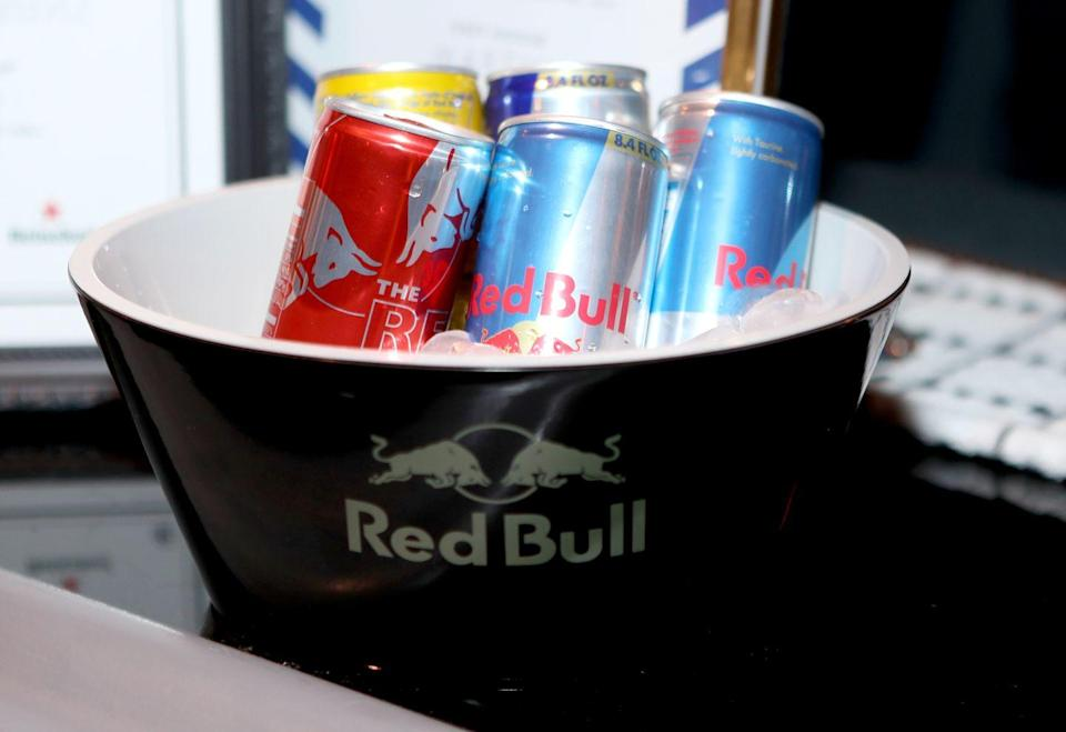 <p>This dynamic duo gained popularity in the early 2000's, and by 2001 it was *the* go-to drink order. A simple 2-ounce shot of vodka and a can of Red Bull was all anyone needed to get the party started.</p>