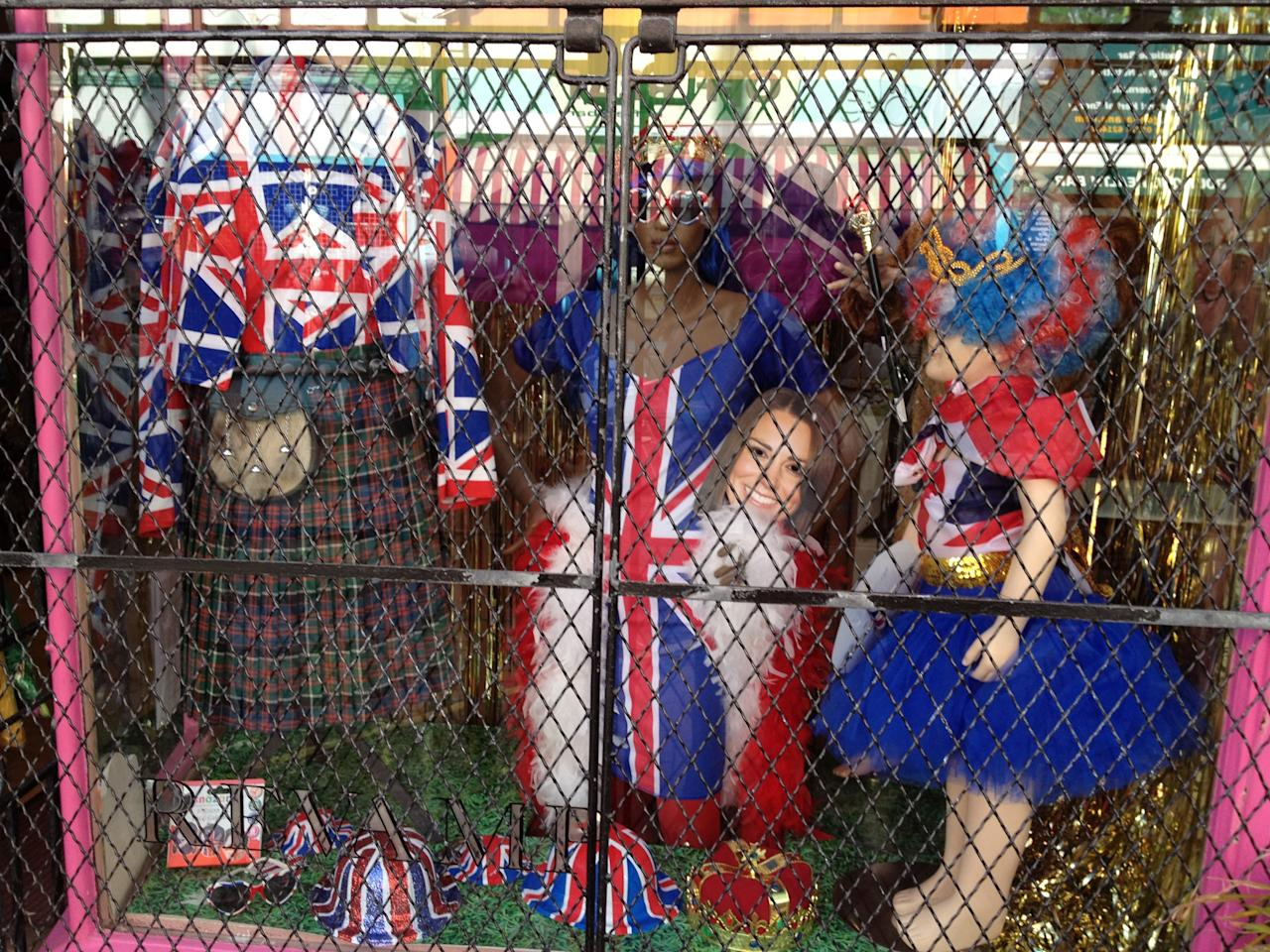 Dressing up for the Jubilee?