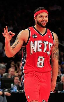 """Deron Williams says his Twitter followers often reminded him that Jeremy Lin """"destroyed"""" him in their Feb. 4 meeting"""